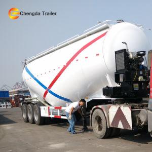 Rimorchio all'ingrosso utilizzato del camion dell'autocisterna del cemento dell'alimentazione semi da vendere