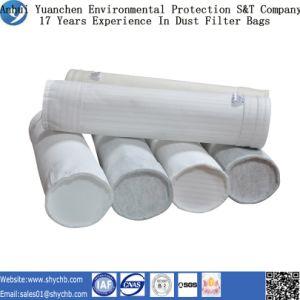Цедильный мешок полиэфира пылевого фильтра горячего сбывания Nonwoven для собрания пыли