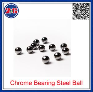 Sfera usata sopportante dell'acciaio al cromo G10 da 1/4 di pollice 6.35mm