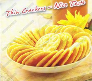 Frisches gebratenes Ofen geglühtes Käse-Aroma-Reis-Chip-aufbereitendes Gerät