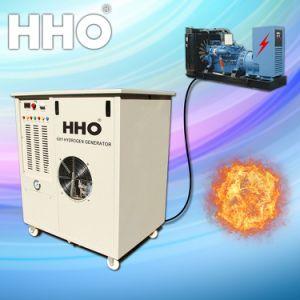 Haut de page Oxy-Hydrogen Générateur de type silencieux
