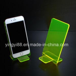 Novo suporte para segurança de Telefone móvel de acrílico