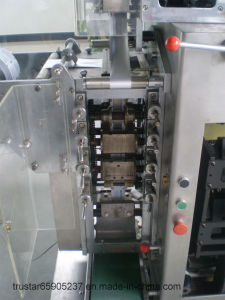 Macchina bagnata del tessuto di pulizia ottica