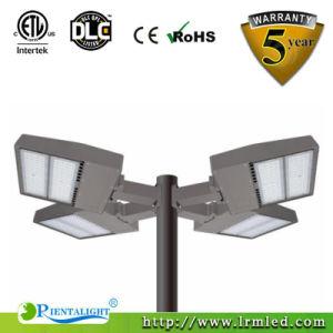 動きセンサー75W-300Wの屋外の照明LED街灯