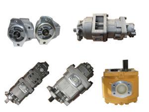 OEM-производитель~Komatsu гидравлический шестеренчатый насос для бульдозера, экскаваторы, погрузчика, кран, самосвалов и т.д.