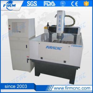 6060 Router CNC fresadora CNC hierro fundido de metal