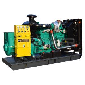 Gruppo elettrogeno diesel 250kVA 50Hz insonorizzato con il regolatore del mare profondo