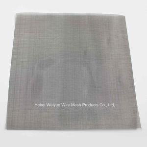 На заводе Weiyue 304 провод из высококачественной нержавеющей стали металлической сетки