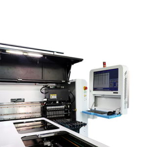 SMT LEDチップMounterの一突きおよび場所機械
