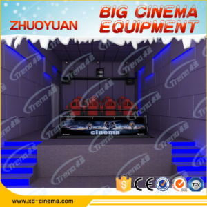 5D 7D 9D de Cinema em Casa com cabina