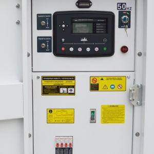 Generatore diesel silenzioso 20kVA a tre fasi con il baldacchino insonorizzato