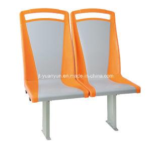 De nieuwe Plastic Zetel van de Bus door het Plastiek van het Aluminium