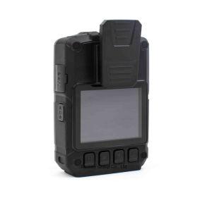 Application de la loi de sécurité sans fil 1080P Corps de police usés caméra avec 4G