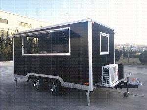 2017販売オーストラリアのための赤い移動式食糧トラック