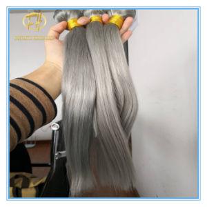 Hochwertiges Farben-Menschenhaar des Grad-8A des Bündel-Schliessens und Stirnbein mit Fabrik-Preis Cwf-002