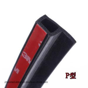 Lo sportello posteriore di gomma del sigillo alla porta dell'automobile della spugna EPDM applic guarnizione di tenutaare a