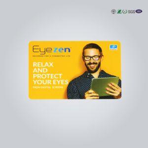 فرع تحويل يطبع تلألؤ بلاستيكيّة [بفك] عضوة بطاقة
