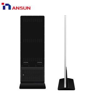 50 55 Pulgadas de pantalla de señalización digital publicidad vertical en el sistema operativo Android WiFi USB independiente