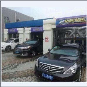 Máquina de lavado de coches alquiler de equipos de lavado automático de limpieza rápido