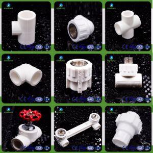 Tubo di plastica PPR della rete di tubazioni dell'acqua calda dei materiali dell'impianto idraulico