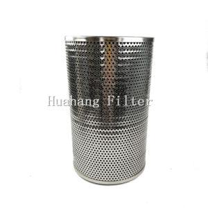 100% de malha de aço inoxidável refil do filtro de óleo
