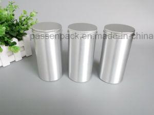 300ml Lata De Alumínio Para Embalagem De Chá De Pinho Tampa Roscada