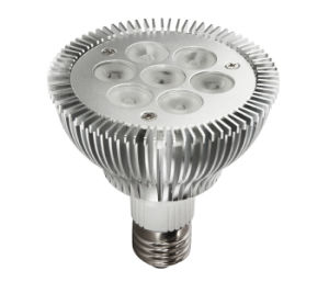 LED de alta potencia PAR30 Spot con 5W/7W Bombilla