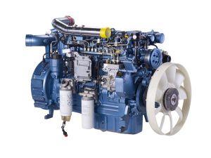 Zuinige Motor van de Motor van de Vrachtwagen van de Macht van Weichai de Nieuwe