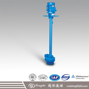 Pompa petrochimica liquida subacquea dell'Lungo-Asta cilindrica verticale della turbina