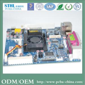 Placa PCB SMD LED 94V0 PCB de controlo remoto LED Fábrica Round placa PCB