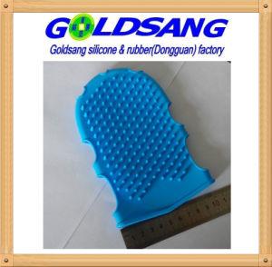 Высококачественный силиконовый ванной перчатки средства очистки кузова