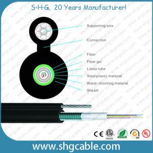 Figura 8 Unitube Cable de fibra óptica al aire libre (GYXTC8S)