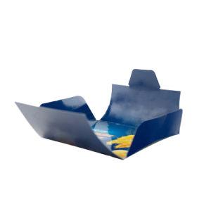 작은 광택 있는 다채로운 추잉 검 패킹 베개 상자