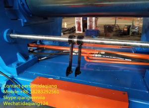 고무 2 롤 재고 믹서를 가진 열려있는 섞는 선반 기계