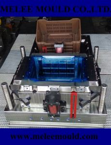 Plastic Folding Crates Mouldのための中国Factory