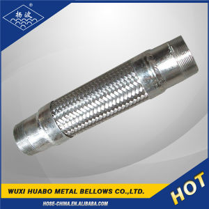 Vent Tube를 위한 Galvanized Surface Use를 가진 나선형 Steel Pipe