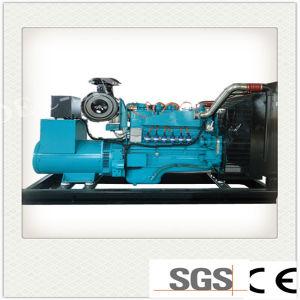 Generador de gas natural de plantas de energía con la norma ISO aprobar (120kw).