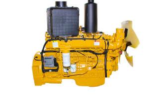 아주 새로운 물 Sinotruk 냉각 건축기계 디젤 엔진 D10
