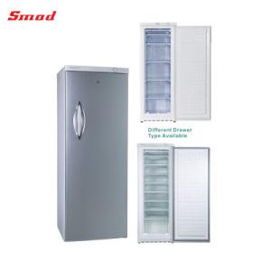 家庭電化製品の単一のドアの直立したフリーザー