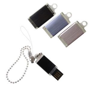 プラスチック極度の小型USBのフラッシュ・メモリの棒