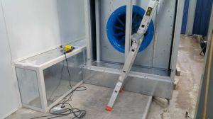 Spray-Stand-/Spritzlackierverfahren-Raum für Automobil mit konkurrenzfähigem Preis