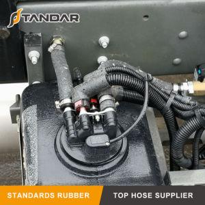 Connettore rapido del tubo dell'SCR Adblue di SAE J2044 per il camion del Voss