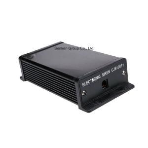 Cjb Senken100f1 8/11ом 100Вт DC12/24113-123dB V провод управления сирены охранной сигнализации