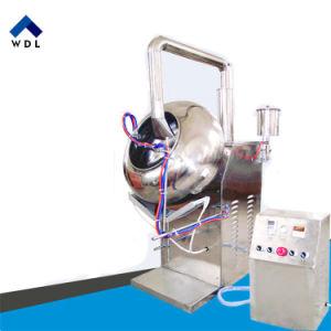 砂糖の上塗を施してあるタブレットの磨く機械自動砂糖フィルムのコータ