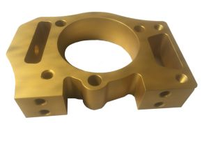 Thermische behandeling van CNC Precision Steel of Aluminum of Brass Machining
