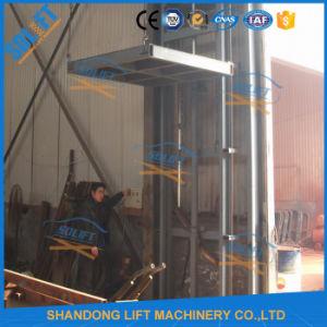 中国の製造業者の油圧倉庫のプラットホームの上昇