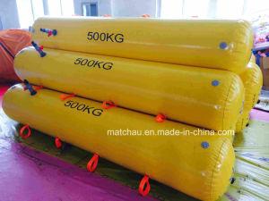 Teste de carga à prova de baleeiras Saco de peso de água