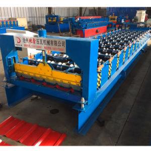 Couleur personnalisée machine à profiler en acier en Chine