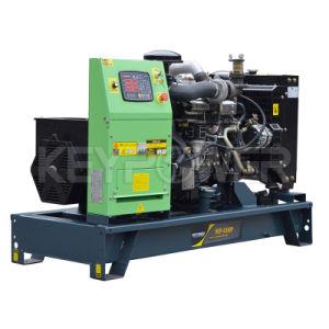 Bastidor abierto Keypower 30kw diesel generador de energía de reserva