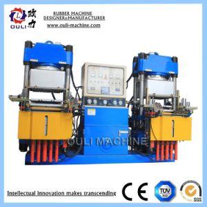 Ausgezeichnete Qualitätsdoppelte Platten-vulkanisierenpresse-Maschine